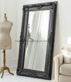 Châssis extra large mur décoratif miroir de plancher