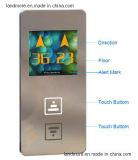 4.3 passagier-Höhenruder LCD-Bildschirmanzeige-/LCD-Bildschirm des Zoll-TFT Hpi Duplexfür Otis (stutzen)