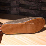 Ботинки холстины Slip-on популярных людей нового типа подгоняют оптом (MB9027)