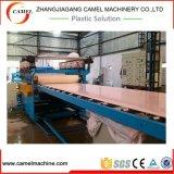 WPCの泡シートの生産Line/PVCのボードの放出ラインかプラスチック機械