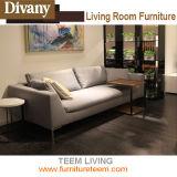 Modernes Wohnzimmer-Sofa mit elektrischer Recliner-Sofa-Leder-Ecke für Hauptmöbel