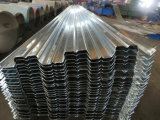 Décolletage en métal galvanisé en acier pour plancher
