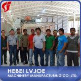 Papel Lvjoe ante la Junta de la línea de producción de yeso