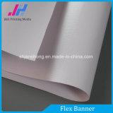 Bandiera calda della flessione di Frontlit della laminazione del PVC in metallina