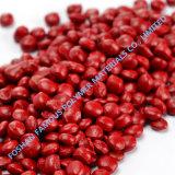 Красный пластиковый ПВХ/ Pert Masterabtch пигмента/ PPR/ АБС гранулы для литьевого формования