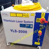 2000W精密ファイバーレーザーの打抜き機(FLX3015-2000W)