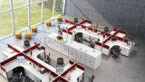 싼 가격 주문 납품 사무실 칸막이실 워크 스테이션 책상 (SZ-WST837)