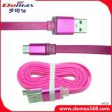 이동 전화 케이블 인조 인간을%s 비용을 부과 데이터 마이크로 USB 케이블