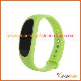 IP67 waterdichte Armband, de Dynamische Slimme Armband van het Tarief van het Hart, V4.1 Armband Bluetooth