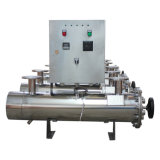 Очищение воды UV стерилизатора воды Dsinfection воды UV ультрафиолетов