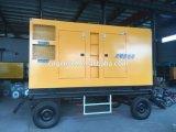 300kw gerador diesel móvel do Reboque