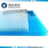 Hoja hueco protegida ULTRAVIOLETA del panal del policarbonato