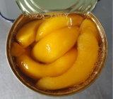 Заготовленных персик половинки Pressrvation мгновенное питание вегетарианское