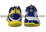 Chaussures de volleyball d'excursion de confort de coussin de pouvoir de badminton de l'Inde pour les hommes