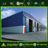 Construction modulaire préfabriquée économique d'entrepôt