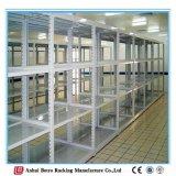 金属の物質的な5層の鋼鉄支えがない棚付けの単位、Boltlessラック、軽いロード棚付け