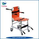 Chaise d'escalier pliable à secours d'urgence avec 3 ceintures