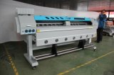 Impressora de solvente ecológica de cabeça de impressão Dx5 interior e exterior