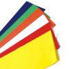 Papel de embalagem de tecido colorido para embalagem de presente