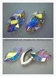 Кристаллический шкентель шарма формы шлюпки для вспомогательного оборудования ювелирных изделий (3004)