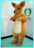 Hi fr71 Brown Kangaroo Mascot Costume