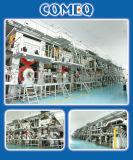 Máquina de fabricación de pulpa y papel Kraft Liner para