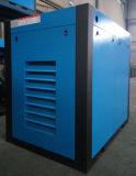 Il raffreddamento ad aria ha riparato il compressore d'aria guidato diretto della vite di alta qualità di velocità