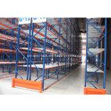 Estante al por mayor del almacenaje de la paleta para el almacén industrial