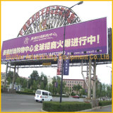 Standt Hot Sale Advertising Aluminium Trivision Display