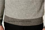 Maglione a strisce degli uomini del reticolo speciale all'ingrosso