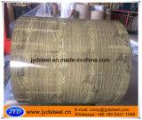 Les graines en bois PPGI/PPGL d'enduit de film