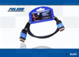 Het Mannetje van de Kabel van Displayport aan Mannelijke Audio VideoKabel voor MAC