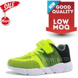 Nouveaux enfants Les enfants garçons sport chaussures running avec faible MOQ