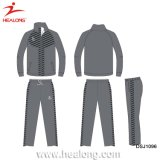 Healong Wholesale one Custom Fitted Sportswear Plain Gym Waterproof Tracksuit