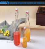 Chaîne de Kilner de la bouteille de dessus de clip préservant le choc en verre de vin