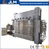 Machine chaude multicouche de presse pour la chaîne de production de contre-plaqué