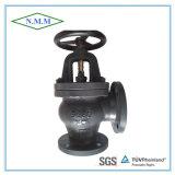 Клапан чугуна морской с стандартом JIS (JIS F7305 5K)
