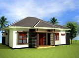 Multi-Используйте и функциональная дом набора металла стальной структуры (KXD-SSW11)