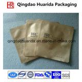 Мешок уплотнения пластмассы 3 бортовой лицевой прокатанный маской пакуя