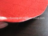 Hecho en el suelo del PVC del forro del fieltro de China 70g/Sqm