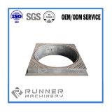 Maquinaria do metal do CNC/peça carcaça fazendo à máquina para o carro/auto corpo