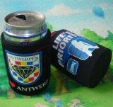 カスタマイズされたネオプレンの缶ビールのホールダー、短いホールダーは、できるクーラー(BC0077)