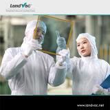 Landvac فراغ الزجاج العازل المستخدمة في الفريزر زجاج