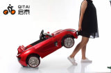 In het groot Rit op Batterij In werking gestelde Miniatuurauto 8888 van Jonge geitjes