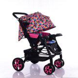 China-beweglicher Baby-Spaziergänger-Babypram-Träger faltbar
