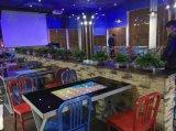 42 بوصة [تووش سكرين] [لكد] لون ذكيّة معلومة [كفّ بر] طاولة عرض, تحت أحمر [تووشسكرين] مدرّب كشك