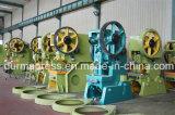 Máquina da imprensa de perfuração de J23-16t para a perfuração de alumínio do furo do perfil
