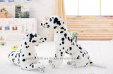 Juguetes de peluche lindo juguete sentado relleno perro