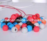 Punte/Earbuds dell'orecchio di uso di Bluetooth dell'in-Orecchio con il materiale del silicone di sicurezza