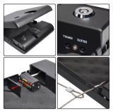 Biometrisches Fingerprint Pistol Safe Box Keep Gun und Small Valuables